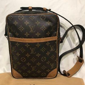 Authentic Louis Vuitton Danube GM (Large) Bag